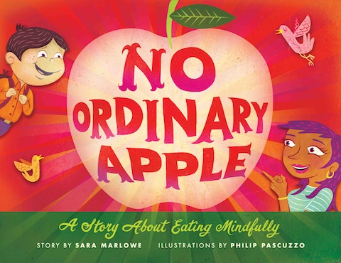 No Ordinary Apple Book Cover
